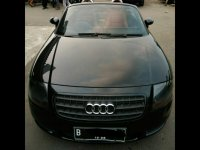 Jual Audi tt 1.8 Roadster 2005 coupe