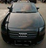 Jual Audi TT 1.8 Roadster Tahun 2005