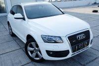 Jual 2010 Audi Q5 2.0 TFSI Quattro warna putih Murah Antik tdp 105jt
