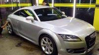 Jual Audi TT Silver 2007 Limited Edition 3200cc Quattro
