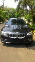 Jual 5 series: BMW 520I LUXURY th 2016