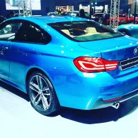 4 series: BMW 440i Coupe M Sport Terbaru