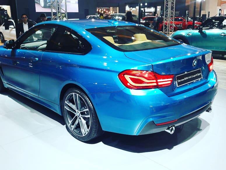 4 series: BMW 440i Coupe M Sport Terbaru - MobilBekas.com