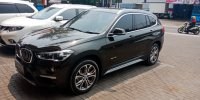 Jual X series: BMW sDrive18i xLine NIK 2017 Warna Sparkling Storm, KM 5895 on going