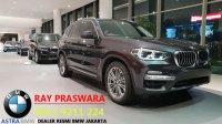 Jual X series: All New BMW X3 2.0i Luxury 2018 Ready Stock Harga Terbaik BMW Jakarta