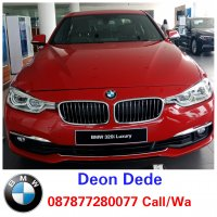 Jual 3 series: BMW 320i Luxury Promo DP Minim Bunga Rendah Pasti Approve