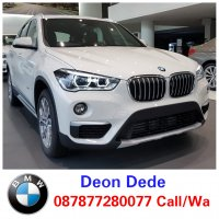 Jual X series: BMW X1sDrive xLine Promo DP minim Bunga Minim pasti approve