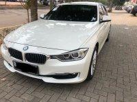 Jual 3 series: BMW 320i F30 2013 putih ban tebal, pajak panjang, terawat