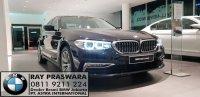 Jual 5 series: PROMO BMW 520I LUXURY 2018 BUNGA 0% DISKON BESAR DEALER RESMI BMW