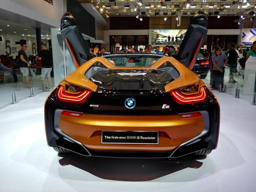 All New Bmw I8 Roadster Ready Stock Dealer Resmi Bmw Jakarta