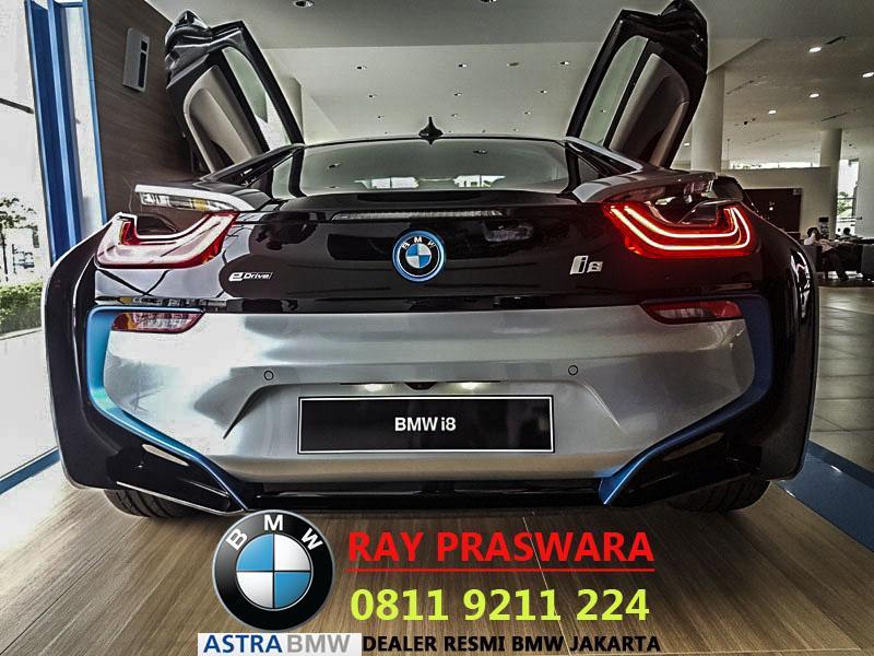 Promo Bmw I8 2017 Harga Khusus Dealer Resm Bmw Jakarta Mobilbekas Com