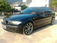 """3 series: BMW 318i E46 N46 Facelift """"Black on Beige"""" KM 87rb"""