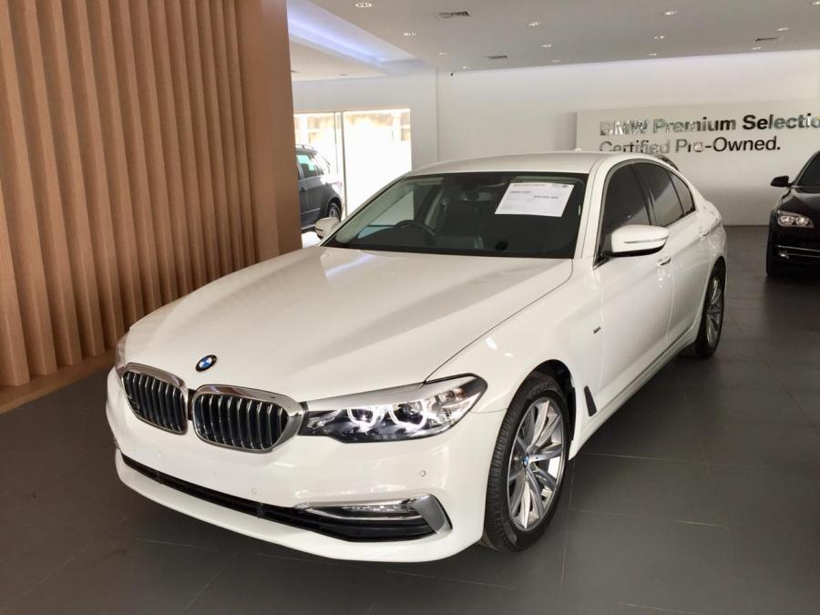 BMW Pre Owned >> 5 Series Bmw 520d Luxury Line G30 Pre Owned Mobilbekas Com