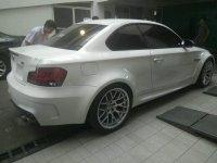 Jual 1 series: BMW E82 1M Coupe M/T White, RARE UNIT