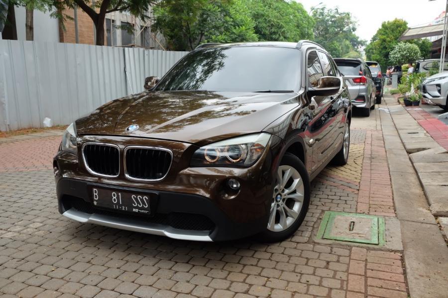 X series: BMW X1 EXECUTIVE 2.0 AT 2012 BROWN METALIC ...