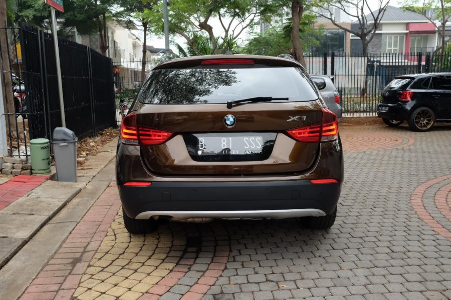 X series: BMW X1 EXECUTIVE 2.0 AT 2012 BROWN METALIC ...