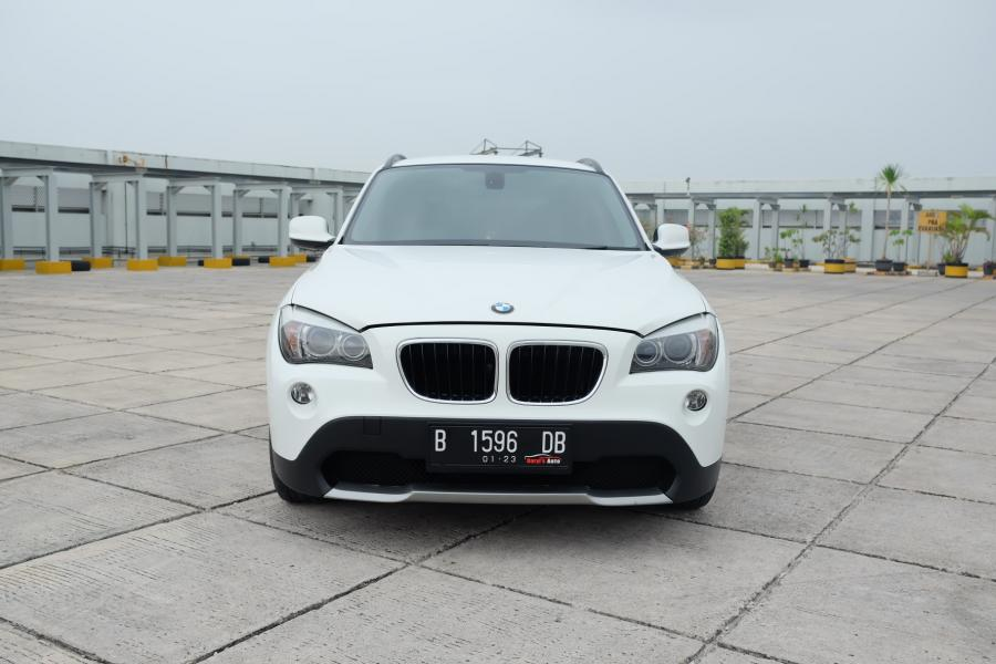 X series: 2012 BMW X1 2.0 MATIC Executive Bensin Terawat ...