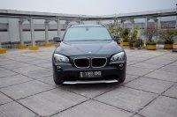Jual X series: 2011 BMW X1 2.0 MATIC Bensin HITAM bagus antik murah TDP 48JUTA