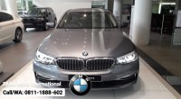 BMW 5 Series 520i G30 Luxury Best Promo Akhir Tahun nik 2018