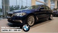 BMW 5 Series 530i G30 Luxury Best Promo Akhir Tahun nik 2018