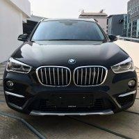 X series: BMW x1 xLine NIK 2017