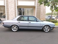 5 series: Jual BMW 520i, e28  thn 88