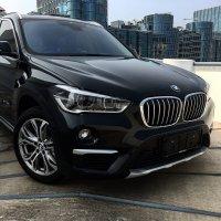X series: Jual Mobil BMW X1 sDrive xLine NIK 2017