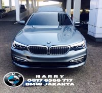 5 series: JUAL 2018 BMW ALL NEW G30 530i Luxury, SPECIAL PRICE