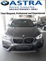 Jual X series: BMW Astra Cilandak X1 Dynamic Promo Menarik