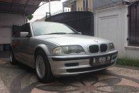 Jual 3 series: BMW E46 318i m43 2000 silver siap pakai