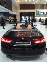 Jual 4 series: BMW 430i Convertible Sport