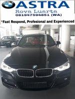 Jual 3 series: Astra BMW Promo 330i Msport NIK 2018 LOW DP atau Harga Khusus