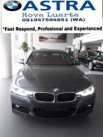 Jual 3 series: Astra BMW Promo 330i Msport NIK 2018 Harga Special