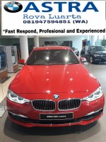 3 series: Promo BMW 320i NIK 2018