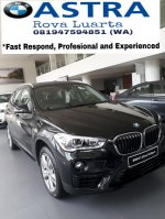 Jual X series: Astra BMW Promo X1 NIK 2018 Best Car and Good Deal