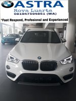 Jual X series: Astra BMW Cilandak Promo BMW X1 NIK 2018 Best Price and Best Service