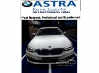 5 series: Astra BMW Cilandak Promo Allnew 520i NIK 2018 Best Price