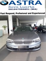 Jual 5 series: DEALER BMW ASTRA 520i Luxury Tanpa DP