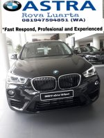 Jual X series: Promo BMW Dealer Resmi Best Deal 320 Luxury 2018