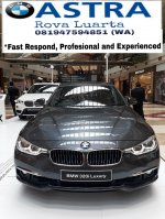 Jual 3 series: BMW Astra Cilandak Special Price 320 NIK 2018 Limited Stock