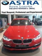 Jual 3 series: Promo DP rendah BMW 320i 2019