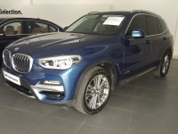 Jual X series: BMW ALL NEW X3 USED BELUM BBN