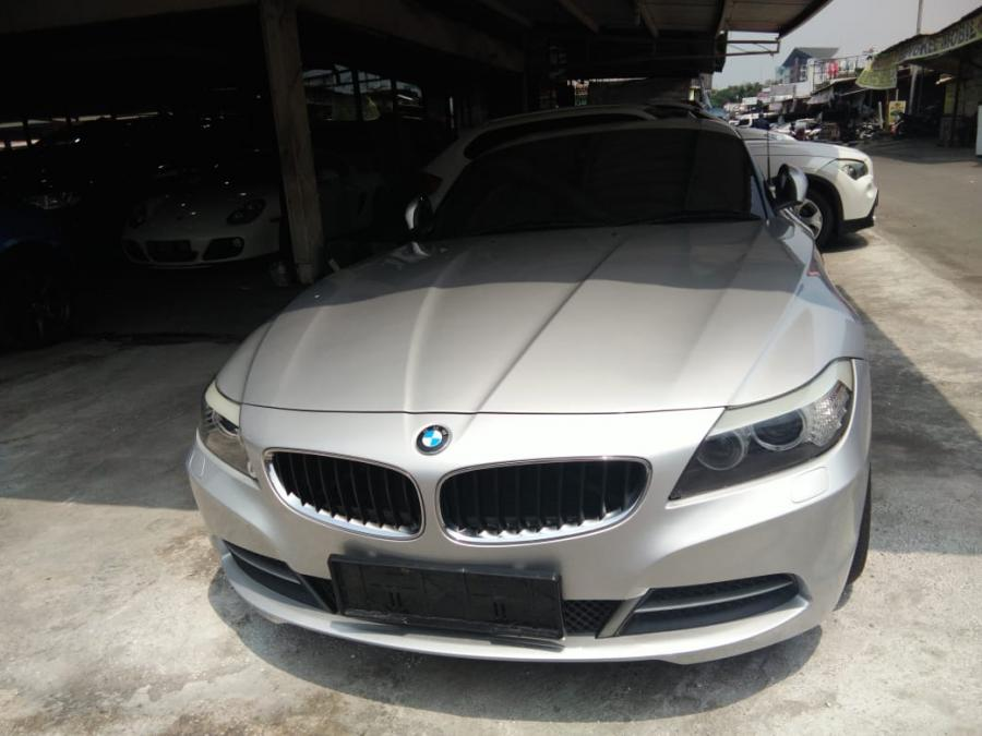 Z Series Bmw Z4 Sdrive 231 At Tahun 2010 Mobilbekas Com
