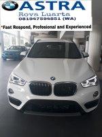 Jual X series: Promo BMW X1 Terbaru NIK 2018 Best Price