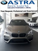 Jual BMW X series: Allnew X1 Special Offering over year
