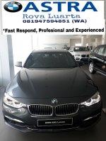 Jual 3 series: BMW astra Cilandak Promo 320 NIK 2018 harga khsus awal tahun