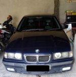 3 series: Dijual mobil BMW 318i Tahun 1997 kondisi terawat siap pakai