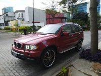 Jual X series: BMW X5 E53 3.0 Executive M54 2002 Mint Condition
