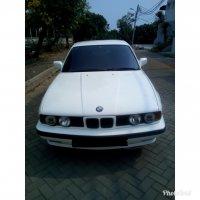 Jual 5 series: BMW 520I MT 91 MULUS SIAP PAKAI