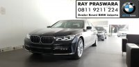 7 series: Promo New BMW 730li 2019 Spesial Price Nik 2018 Dealer Resmi BMW Astra